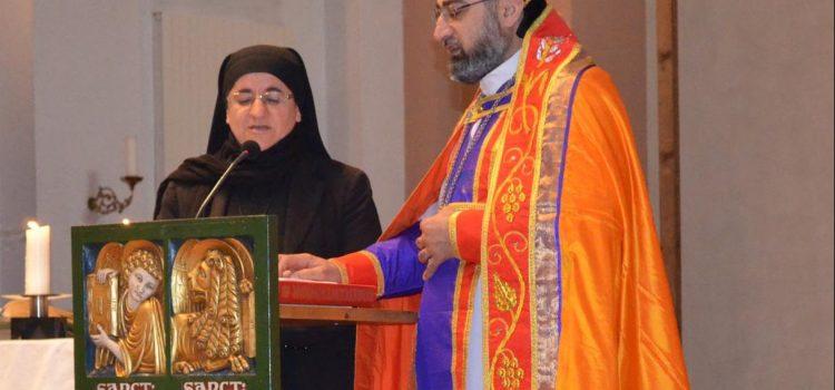 Gottesdienst zum Misereorsonntag und Vortrag von Schwester Hatune