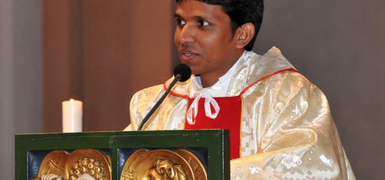 Nachprimiz Pater Sarath
